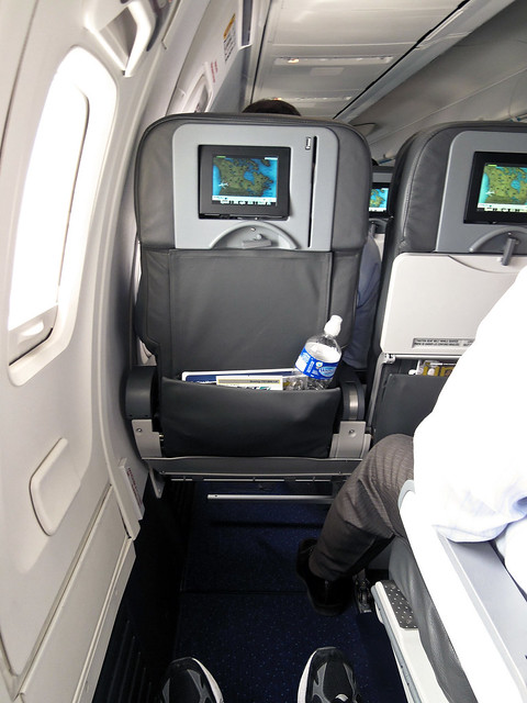 Now THAT'S What I Call Legroom!