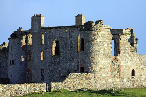Grace O'Malley's castle