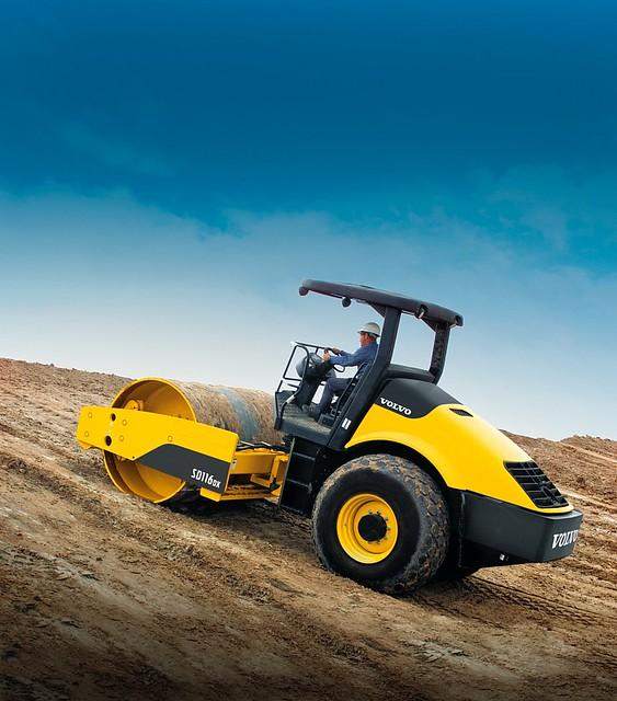 Flickriver  Photoset  U0026 39 Volvo Large Soil Compactors U0026 39  By