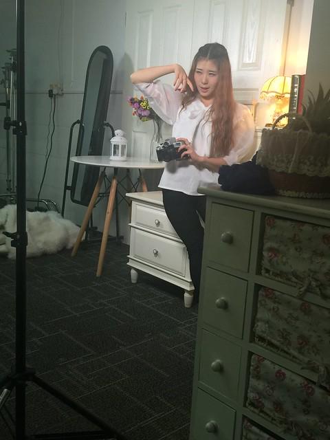 Angelina、Aimee人体样片拍摄