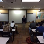 Speak at Bellevue College Political Science Course