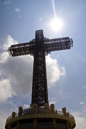 Millennium Cross, Vodno