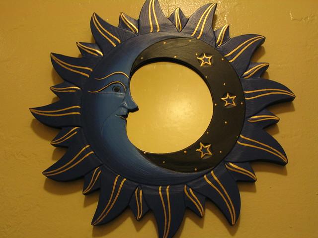 Sun Moon Mirror Flickr Photo Sharing