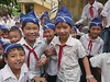Video: Vietnam - School Hung Yen - Hanoi