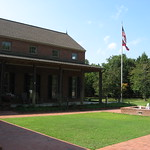 Natchez Trace Parkway, Clinton Visitor Center, Clinton, Mississippi