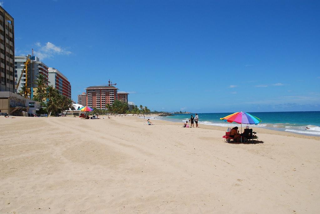 Puerto Rico - Playa Condado