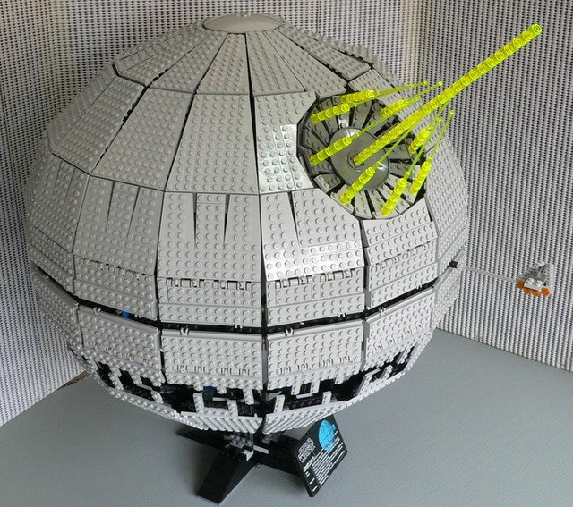 Star Wars Lego 10143 Death Star II
