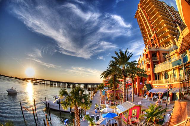 Destin Fl Restaurants On Beach