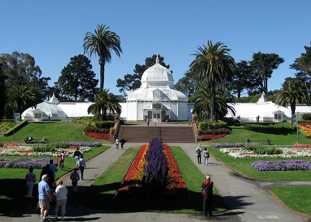 Botanical Gardens Golden Gate Park Flickr Photo Sharing