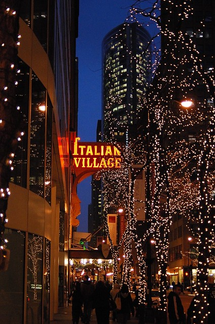 Italian Village, Chicago, 2009