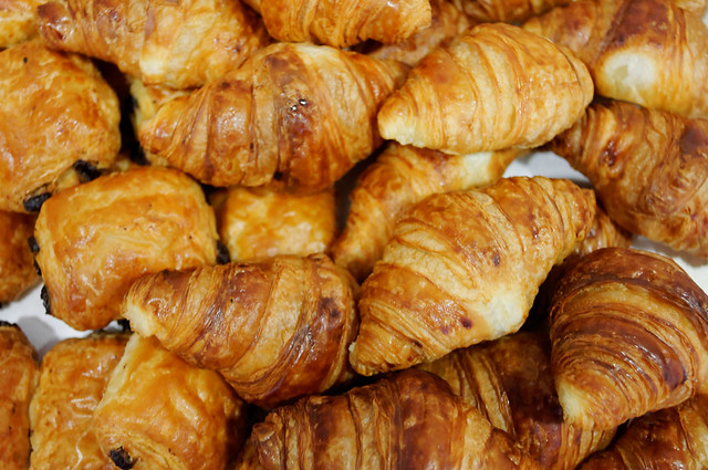 The croissants of AFNOR