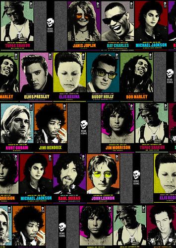 Dead Icons - Jogo da memória