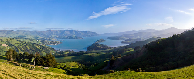 Header of Akaroa Harbour