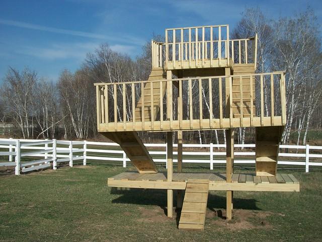 Goat Playground Flickr Photo Sharing