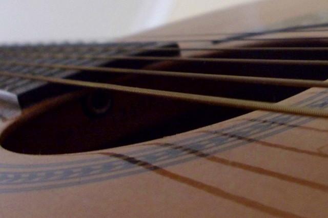 guitar strings close up flickr photo sharing. Black Bedroom Furniture Sets. Home Design Ideas