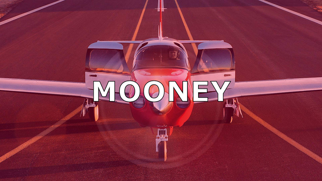 MOONEY AIRCRAFT INVENTORY