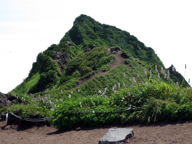 Mt. Rishiri summit