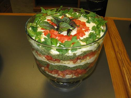 Tomato Trifle