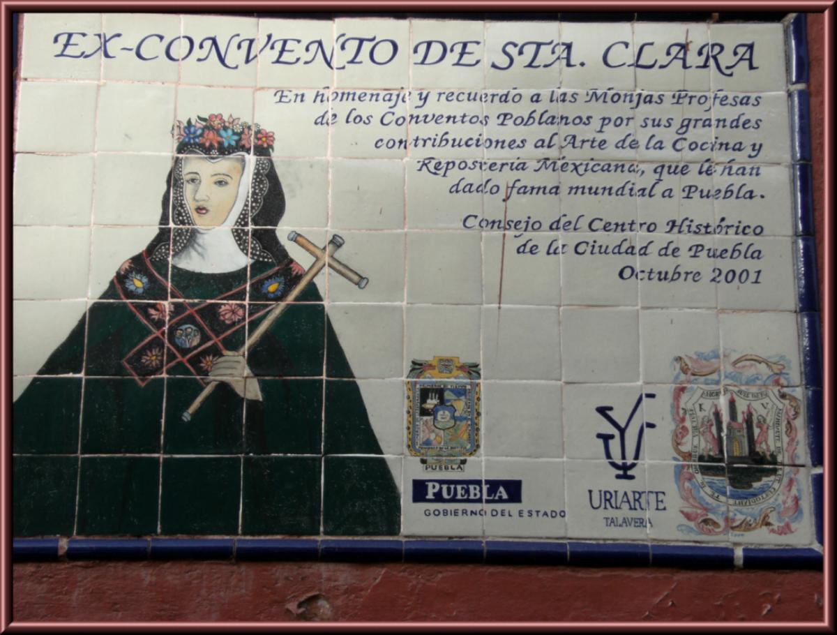 Ex Convento de Santa Clara, Puebla de los Ángeles, México