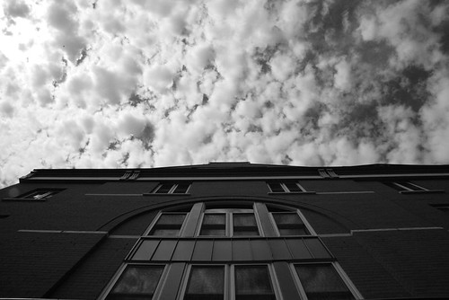 Clouds Over Ignatius by peterkelly