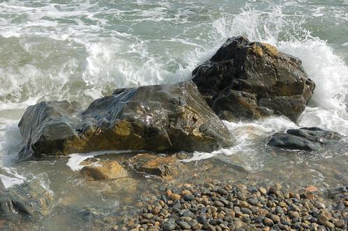 Wave stone