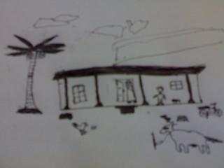 My village house