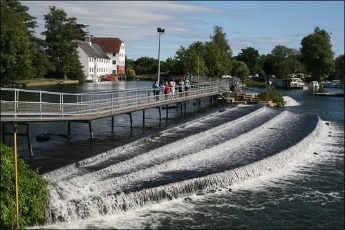 Hambleden Weir and Mill