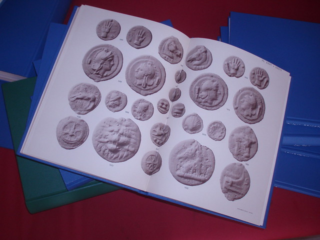 3. Numismatic bookbinding - Martini collection