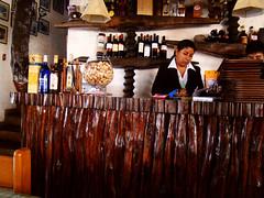 Restaurante típico em Nazca