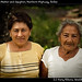 Generations: Mother and daughter, Northern Highway, Belize