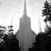 Portland Oregon Temple by Jay Jacobsen