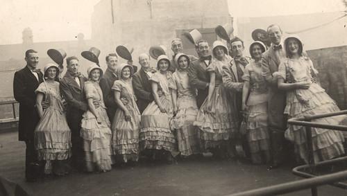 044016:Paramount cinema Pilgrim Street Newcastle upon Tyne Unknown 1933