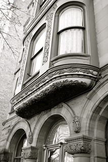 ornate windows