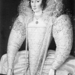 Mary Fitton, Lady in Waiting to Elizabeth I