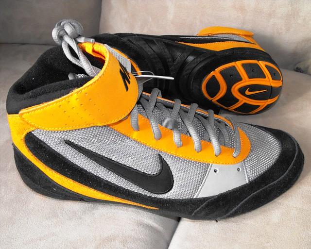 Nike Takedown Iv Supreme Wrestling Shoes Size 9 Us Rare