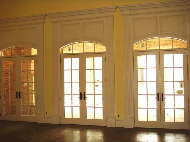 Custom pediment exterior doors flickr photo sharing for Exterior window pediments