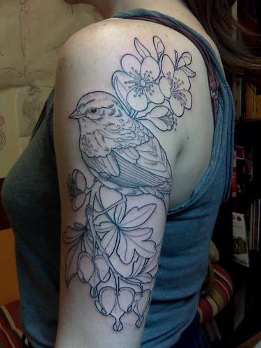 Underboob Tattoo Designs