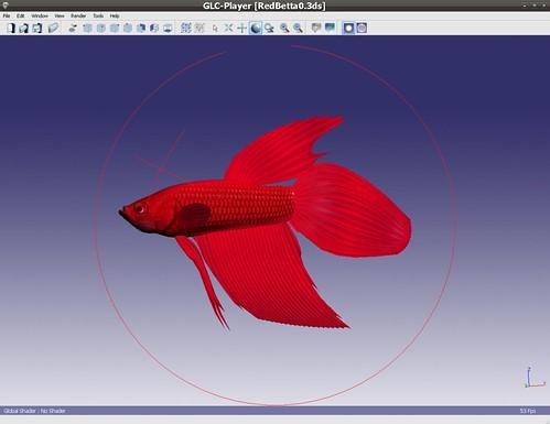 Hiperia3d News Open Source 3d Model Viewer Glc Player