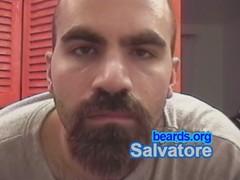 Salvatore: going goatee, part 2