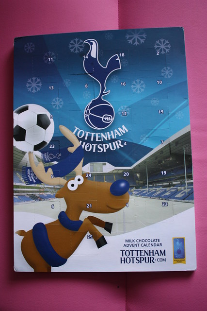 Tottenham Hotspur Advent Calendar Flickr Photo Sharing