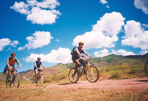 Biking Tours South America