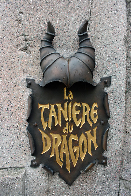 La Tanière du Dragon - Disneyland Paris