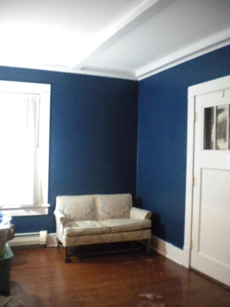 Dark Blue Room Flickr Photo Sharing