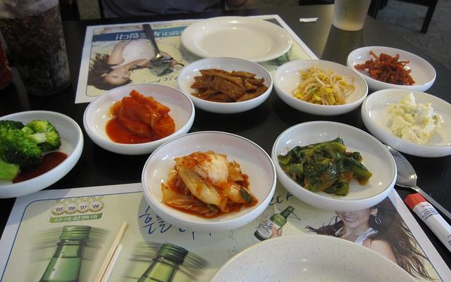 today restaurant - korean snacks