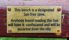 Photo of Bronze plaque number 42424