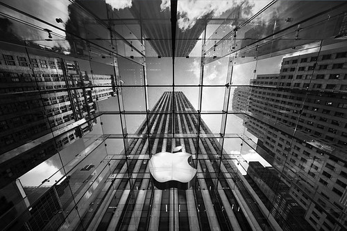 Apple in Big Apple