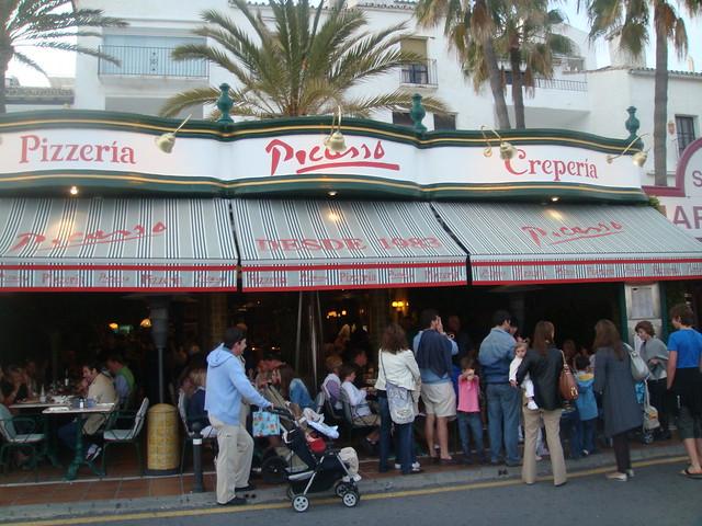 Photo - Pizzeria venecia marbella ...