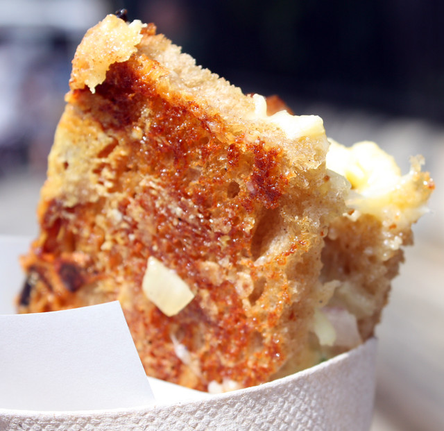 Grilled Cheese Sandwich from Borough Market in London | Flickr