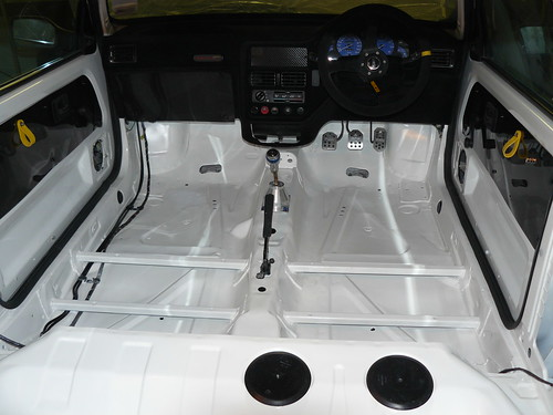 Rallye 16v Interior