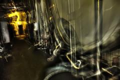 Running through Jacobson brewery while flashing